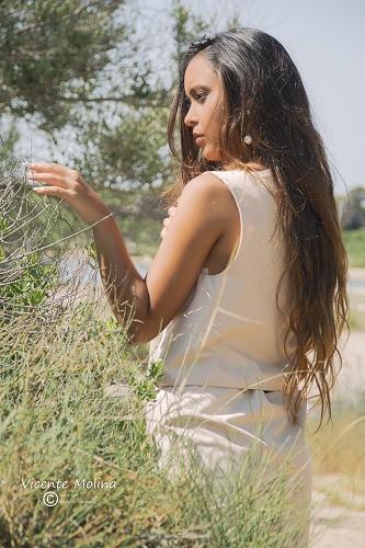 zurh vestido algodon ecologico diseño nacar mujer curvy sostenible albufera diseño moda woman dress moda fashion qagyuhl