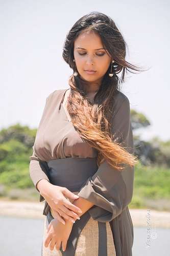 zurh vestido algodon gasa yute falda patchwork nativos americanos eco mujer curvy albufera diseño moda woman dress moda fashion qagyuhl
