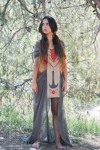 zurh vestido algodon nacar mujer curvy albufera diseño moda woman dress moda fashion qagyuhl patchwork origenes nativos