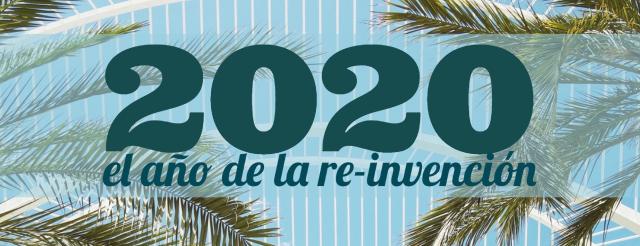 2020 el año de la reinvencion
