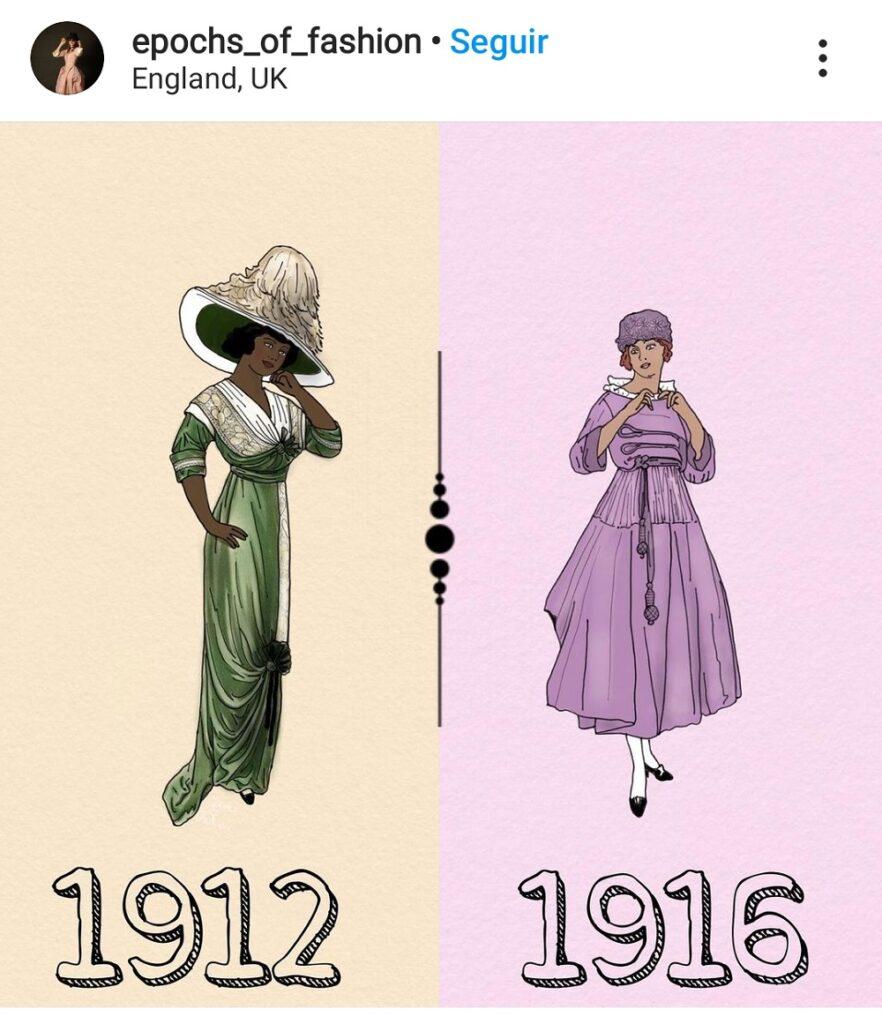 moda siglo XX zurh historia curso online