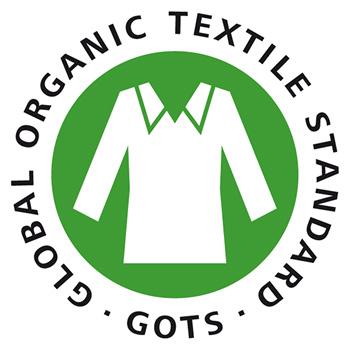 certificado gots ecológico textil
